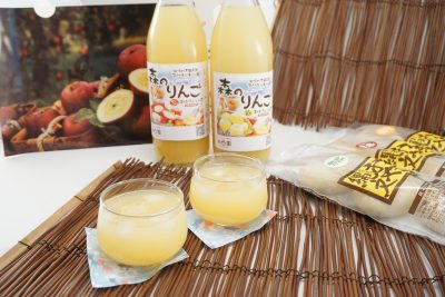 小西園林檎ジュース
